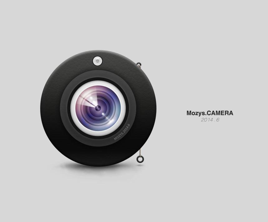 相机简约图片素材